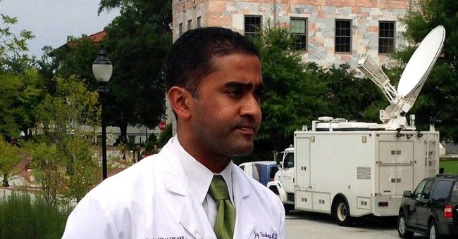 US doctor with Ebola in Atlanta for treatment