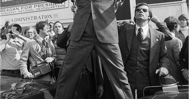 Book tracks insurgence that propelled Reagan