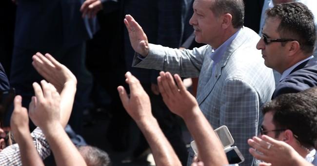 Erdogan wins Turkey's 1st direct presidential vote