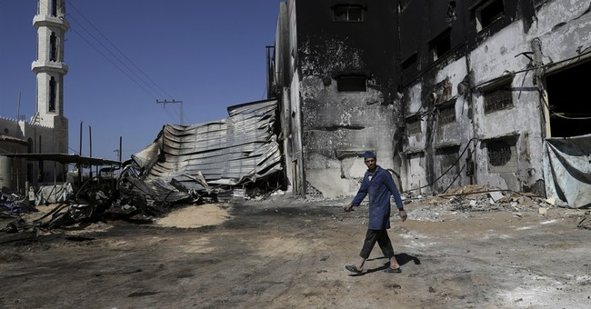 Egypt presents proposal to end war in Gaza