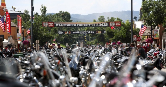 Group has betting pool on Sturgis rally deaths