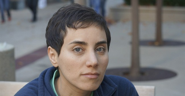 Stanford professor 1st woman to win top math prize