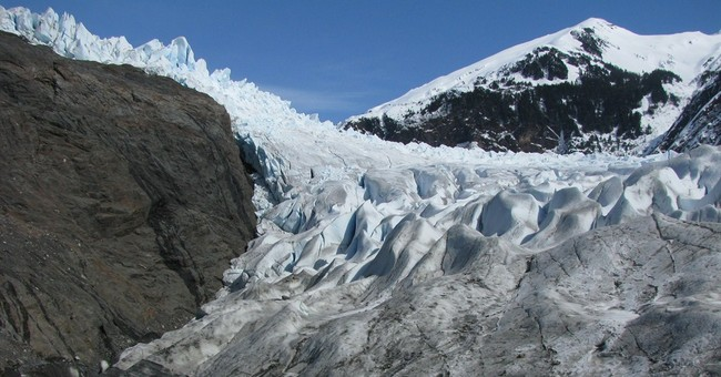 Study blames humans for most of melting glaciers