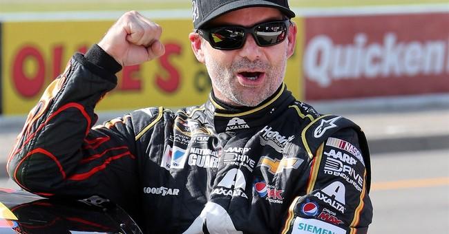 Gordon sets qualifying mark at Michigan