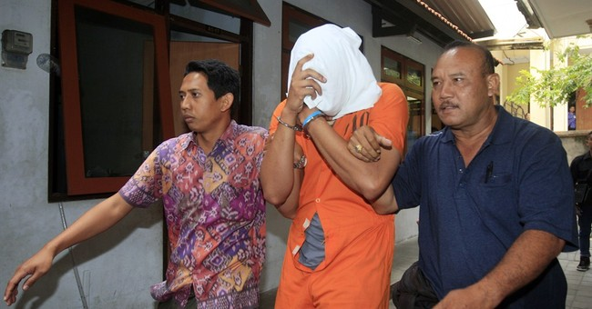 Correction: Indonesia-US Woman Dead story
