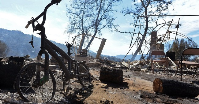 Some evacuees of Yosemite-area fire can go home