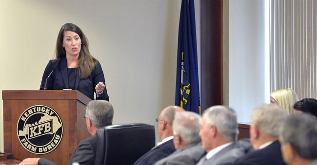 McConnell, Grimes spar at Kentucky farm forum