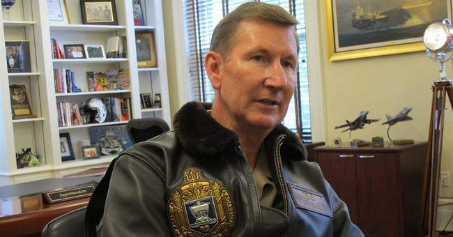 USNA chief says no double standard for athletes