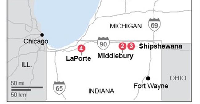 Police: Michigan escaped prisoner captured