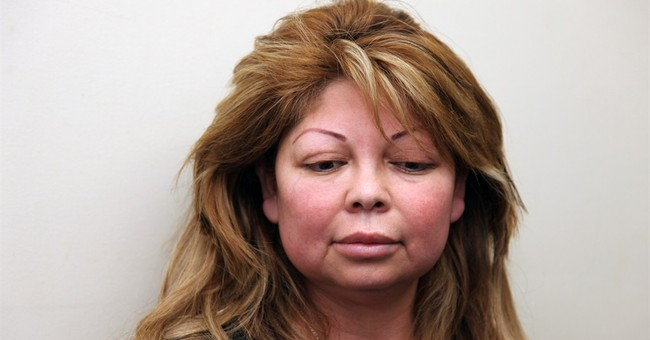 Calif. woman touting 'vampire face-lifts' arrested