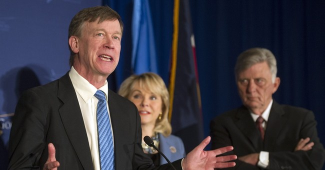Governors: Legalized pot buzz just smoke