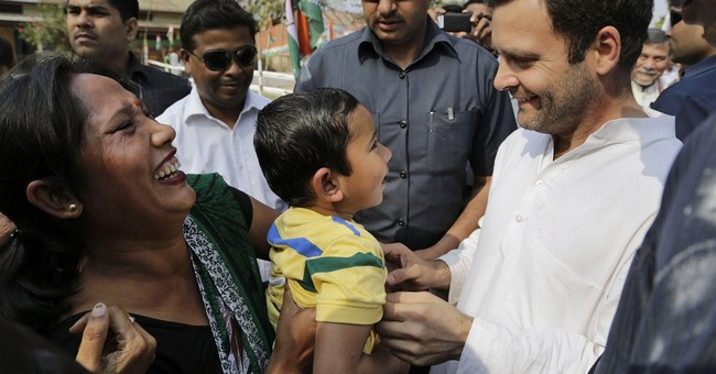 Poll: India's opposition BJP leads Congress party