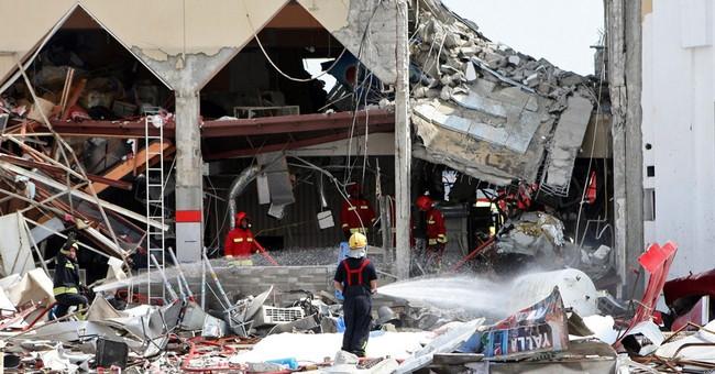 Blast hits Qatar's capital of Doha, killing 12