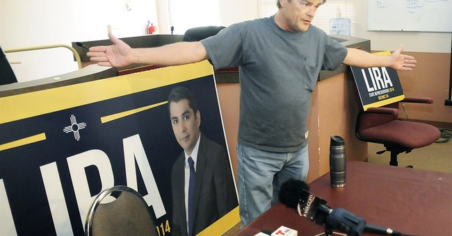 Councilor in troubled city withdraws, re-elected