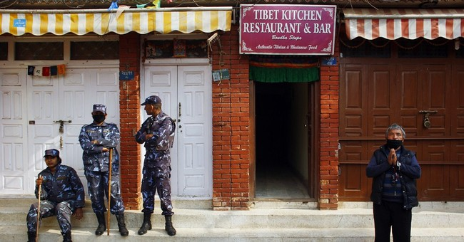 Nepal steps up security to stop Tibetan protests