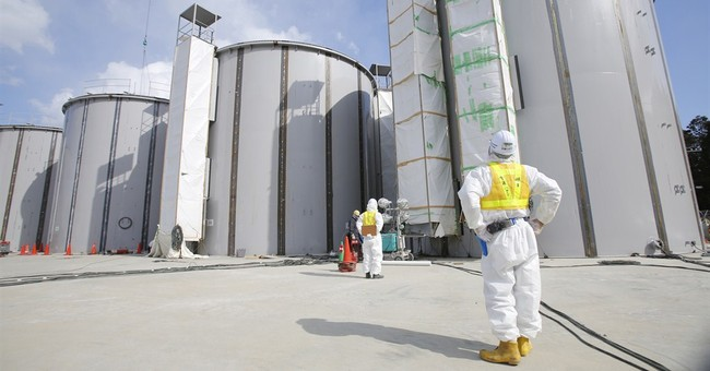 Contaminated water still troubles Japan nuke plant