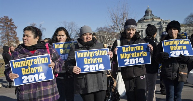 Immigration foes dig in amid expectations in House