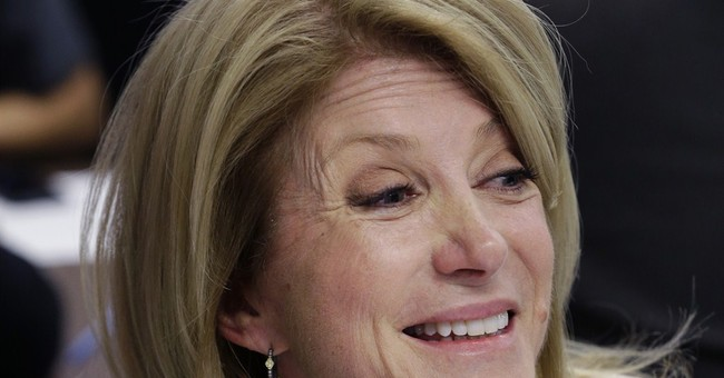 Heartache: Wendy Davis Getting Crushed in Texas