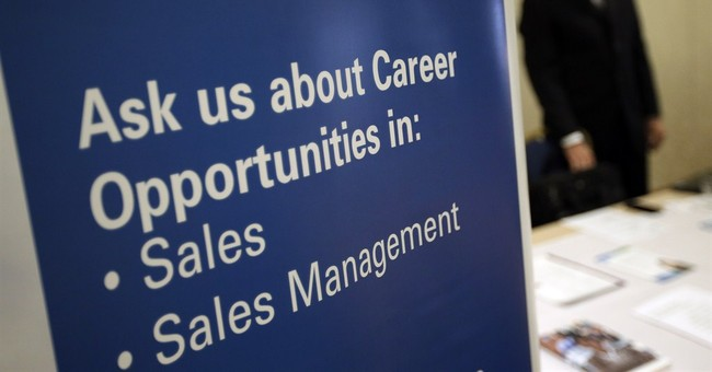 Slow Growth Policies Pin Down Jobs Outlook