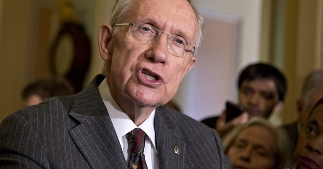 Harry Reid Channels Hillary Clinton on Bergdahl