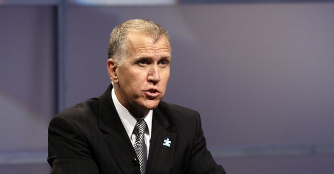 It's Official: Tillis Secures GOP Nod in North Carolina Senate Race