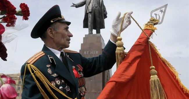 Russia's Militaristic Victory Day