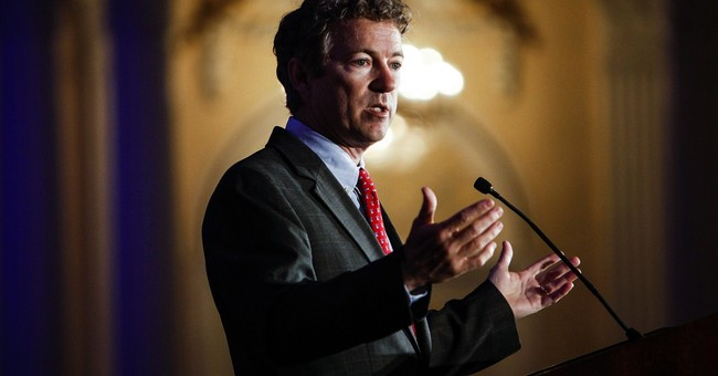 "Rand Paul Tells Republicans Not to ""Emphasize"" Voter I.D. Laws"