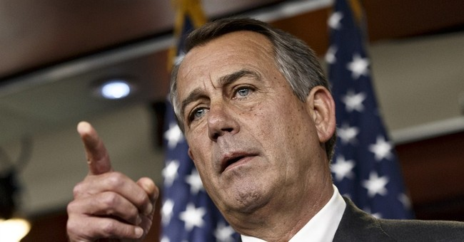 Boehner: House Republicans Will Sue Obama Over Employer Mandate Delay