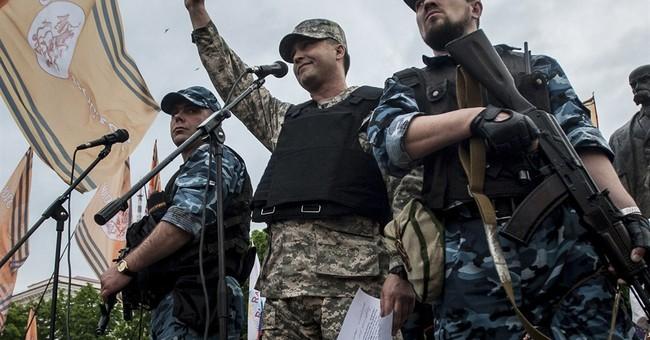 Pro-Russian Activists Kill Ukrainian Paratroopers