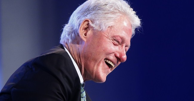Report: Bill Clinton Has Earned $104.9 Million in Speaking Fees Since 2001