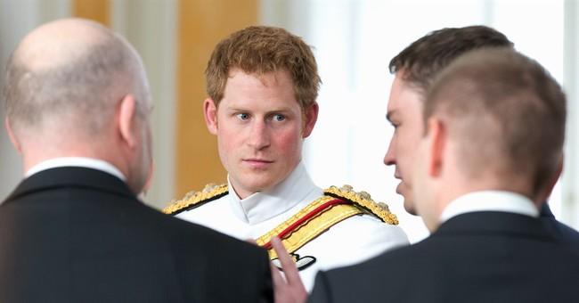 Fake Royal Show Among Bottom Of The Heap