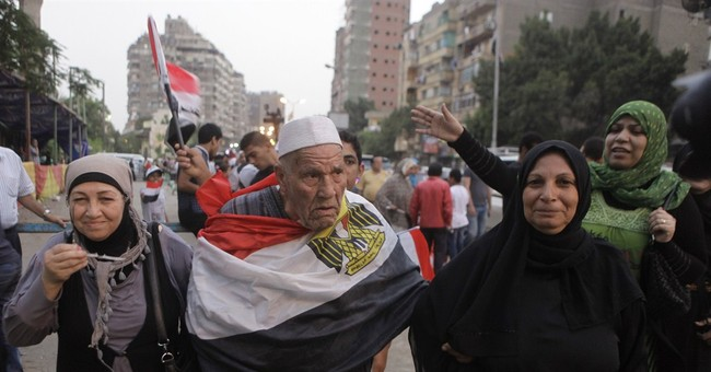 Egypt's Hard Lesson in Liberty