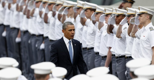 Reports: 'Icy' Reception for Obama at West Point