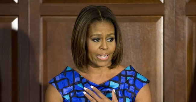 Michelle Obama Pens NYT Editorial, Defends School Lunch Program