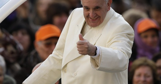 Pope Francis Tweets Support for March for Life from the Vatican