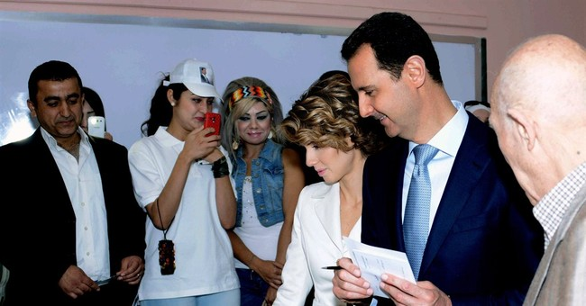 Syrians Overwhelmingly Vote for Assad to Remain in Power