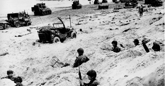 D-Day, the Sixth of June: 'He Don't Know Where, He Don't Know When'