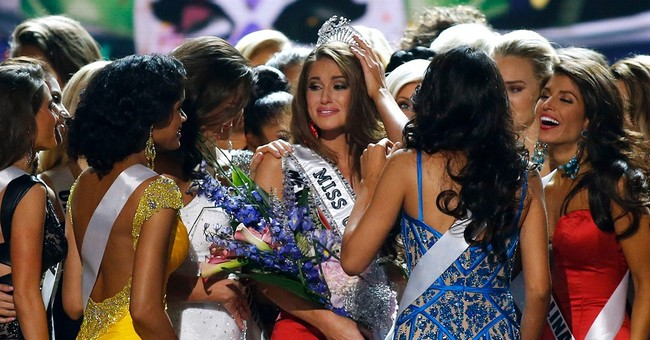 Why Feminists Hate Miss USA Nia Sanchez