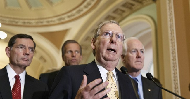McConnell Says He'd be a 'Better Scheduler' Than Harry Reid at Pro-life Convention