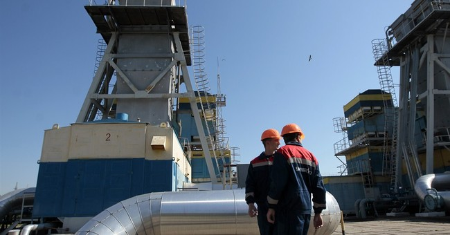 Ukraine Gas Talks Break Down