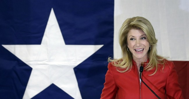 AP Report: 25% of Wendy Davis' Donations Are Coming From Out of State
