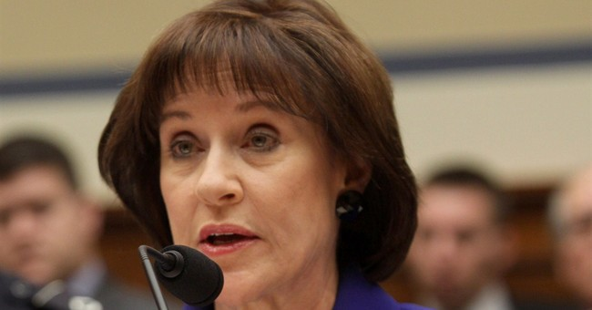 "Report: Lois Lerner's Hard Drive Has Been ""Thrown Away"""