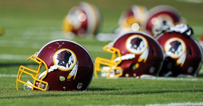 Playing a Name Game with the Redskins