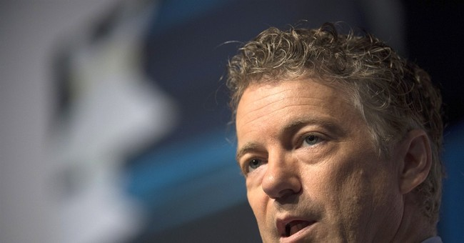 Rand Paul: Less Government, More Sharing Economy