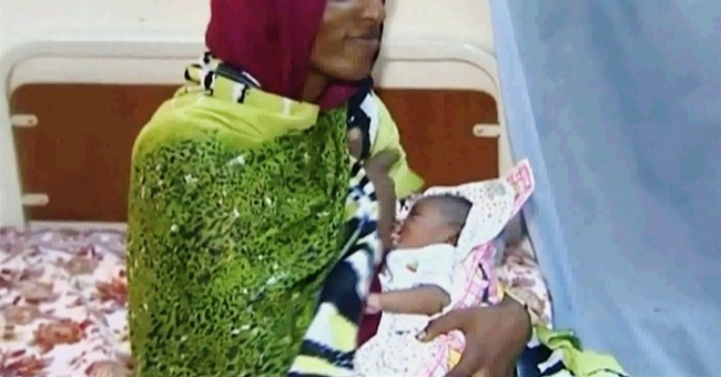 Oh My: Meriam Ibrahim, Family Arrested Attempting to Leave Sudan
