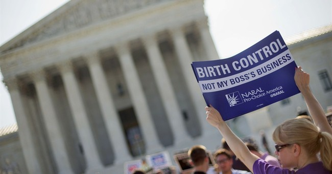 Alito Agrees: Your Birth Control is Not Your Boss' Business