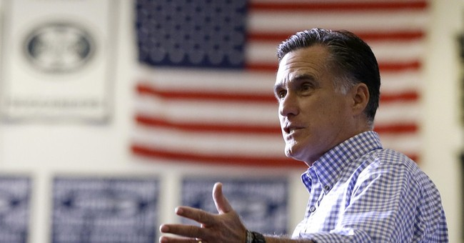 Romney Has Done Enough for the GOP