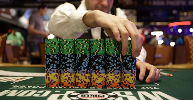"Republicans Seek to ""Restore"" an Online Gambling Ban that Never Existed"