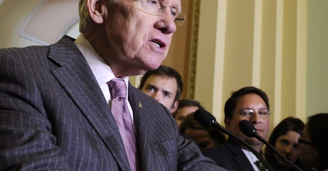 Krauthammer: Is Harry Reid Off His Meds Again?