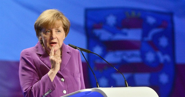 Triple Whammy for German Economy